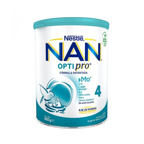 Nan 4 Expert Preparado Lácteo 800gr