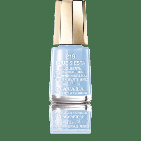 Mavala Color 219 Blue Siesta 5 ml