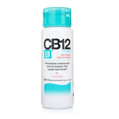 CB12 Mild Agente Activo contra Halitosis 250ml