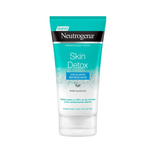 Neutrogena Detox Gel Exfoliante Refrescante 150 ml