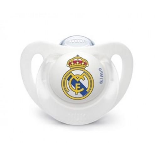 Chupete Silicona NUK Real Madrid 0-6m