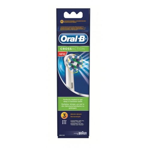 Oral B Recambio Crossaction 3 Cabezales