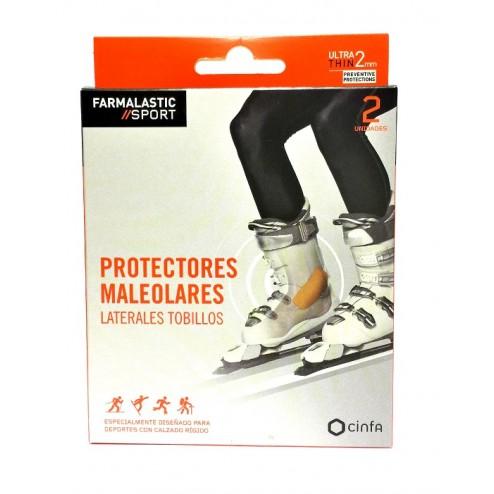 Farmalastic Sport Protector Maleolar 2 Ud.