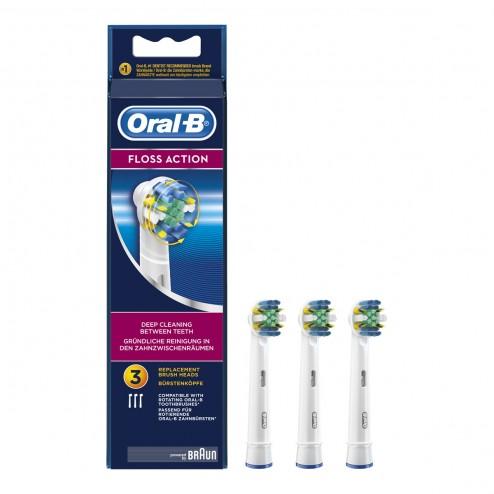 Recambio Oral B Floss Action 3 unidades