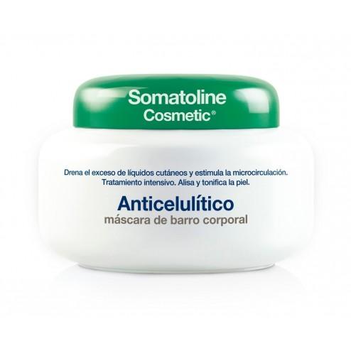 Somatoline Cosmetic Anticelulítico Máscara de Barro Corporal 500 ml