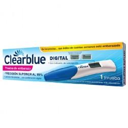 Clearblue Digital Prueba Embarazo con Indicador Concepción,1Ud