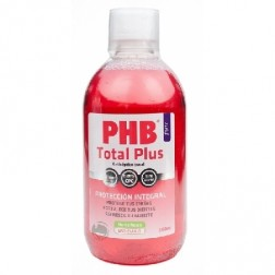 PHB Enjuague bucal Total Plus 500 ml