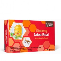 Arko Real Jalea Real Ginseng 20 ampollas