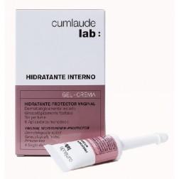 Cumlaude hidratante interno gel higiene íntima, 6 monodosis