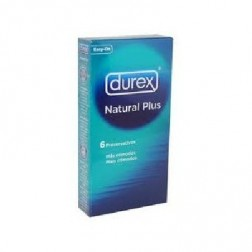 Durex Natural Easy On 6 uds