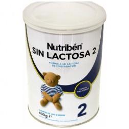 Nutribén® sin lactosa 2 400 gr