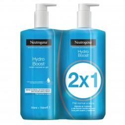 Neutrogena Hydro Boost Locion Corporal Hidratante Gel 750ml + 750 ml