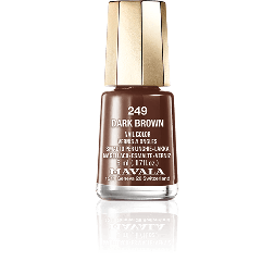 Mavala Color 249 Dark Brown 5 ml