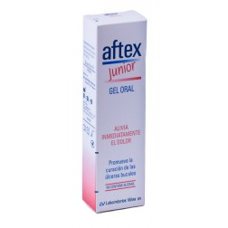 Aftex Gel Oral Junior 15 Ml