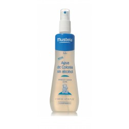 Mustela Agua de Colonia Bebé Sin Alcohol, 200 ml