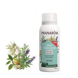 Pranarom Spray Purificador Aire Sano Aromaforce 75 ml