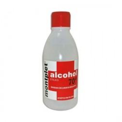 Alcohol 70º Monplet 250 ml
