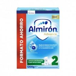 Almiron Advance+ Pronutra 2 1200 gramos