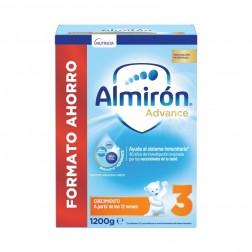 Almiron Advance+ Pronutra 3 1200 gramos