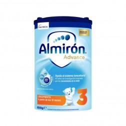Almiron Advance+ Pronutra 3 800 gramos