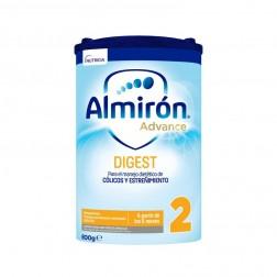 Almiron Advance+ Pronutra Digest 2 800 gramos