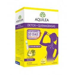 Aquilea Detox-Quemagrasas 10 Sticks