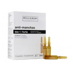 Bella Aurora Bio10 Forte Ampollas despigmentantes 15 unidades x 2 ml