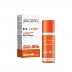 Bella Aurora Bio10 Solar Antimanchas SPF 50+ Piel Normal-Seca 50 ml