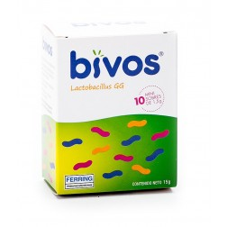 Bivos 10 mini sobres