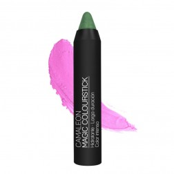 Camaleon Magic Colour Stick Labial Verde 4gr