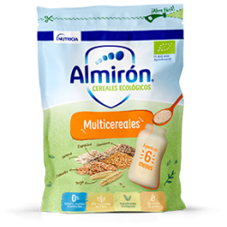 Almirón Multicereales Ecológicos 200 g