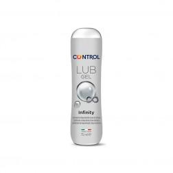 Control Gel Lubricante Infinity 75 ml