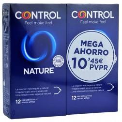 Promoción Control Nature de 12 ud X2 (total 24ud)