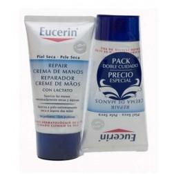 Eucerin Duplo Repair Crema de Manos 5% Urea Manos Secas, 75ml