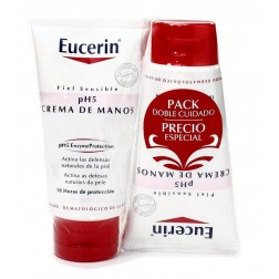 PH5 Eucerin Crema de Manos 75ml Pack 2Ud.