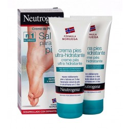 Duplo Neutrogena Crema Pies Secos 2x100 ml