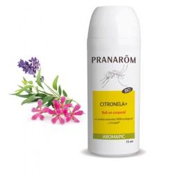 Pranarom Aromapic Roll-On Antimosquitos, 75 ml