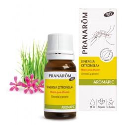 Pranarom Sinergia Citronela+ Mezcla Difusión 30 ml