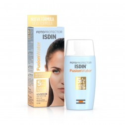 Fotoprotector Isdin Spf-50+ Fusion Water 50 ml