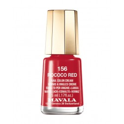 Pintauñas Mavala Color Rococo Red 156 5ml