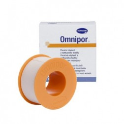 Esparadrapo Papel Omnipor 5 cm x 5 m