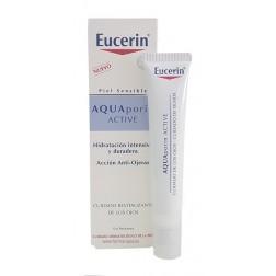 Eucerin Aquaporin ActiveAccion Antiojeras 15 ml