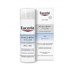 Eucerin Hyaluron Filler Dia Textura Enriquecida 50 ml