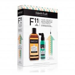 Pack Nuggela & Sulé Tratamiento Acelerador del Crecimiento Spray 75 ml + Champu nº1 250 ml