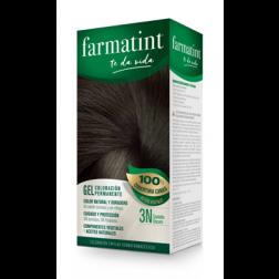 Farmatint Gel 3N Castaño Oscuro