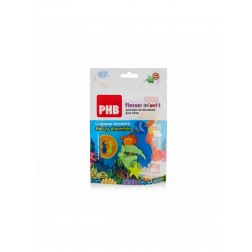 PHB Flosser Infantil Hilo Dental Con Aplicador 16 unidades