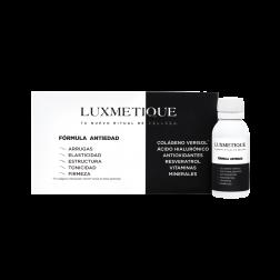 Luxmetique Fórmula Antiedad Día 15 viales x 30 ml