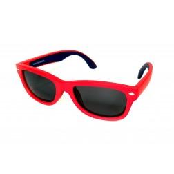 Gafa de Sol CentroStyle Junior 16952 7-10 Años Roja Polarizada