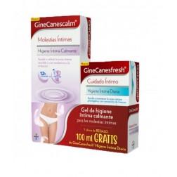 Promo GineCanescalm 200 ml + GineCanesfresh 100 ml