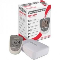 Glucómetro Aposan sistema monitorización en sangre